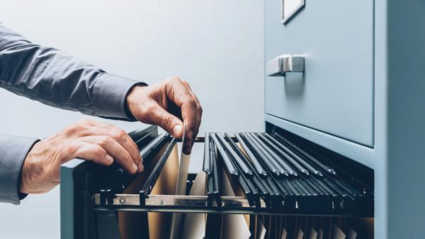 Trattamento di documenti amministrativo - contabili