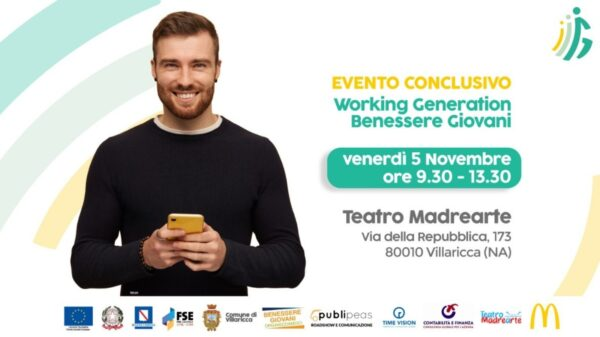 benessere giovani working generation